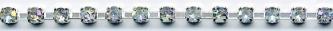 Aurora Iridescent Rhinestone Trim yard(s) - Product Image