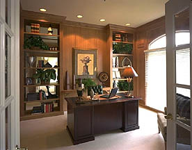 Home Office Decorations On If You Decide To Work Out Of Your Home Should Have Separate Phone Line Installed For Business Purposes Only One Family Members Answers Decorating Studio Home Office Furniture Decor