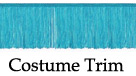 costume dance fringe trim