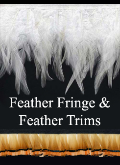 feather trim