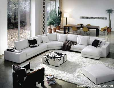 Decorating Studio Home Decor Articles on Bringing the Sectional Out of