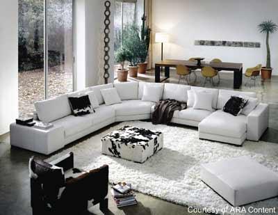 Sectional Sofa Bat Decorating