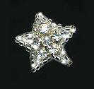 star rhinestone applique