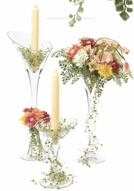 vase centerpiece table decoration