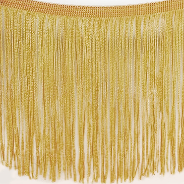 chainette fringe hang