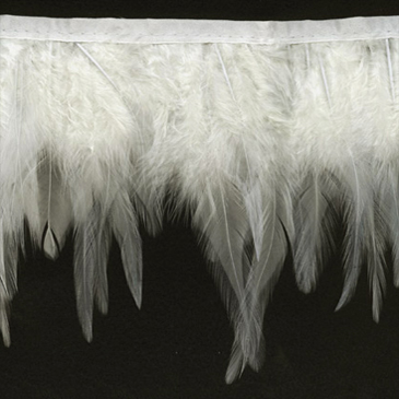 feather fringe trim