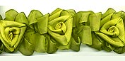 green flower trim