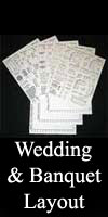 wedding reception table layout planner