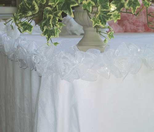 Wedding Reception Head Table Ideas: Wedding Table Decor & Decorations