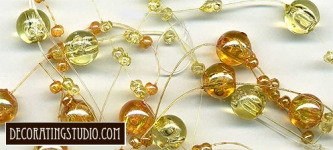 Ivory Pearl Garland - Product Image