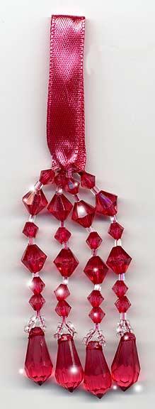"TASSEL ""Deep Pink"" - Bundle of 10 - Product Image"