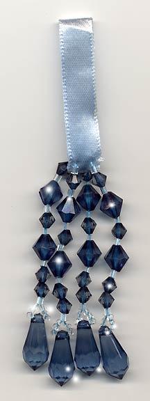 """TASSEL """"Teal Blue"""" TASSEL - Product Image"""