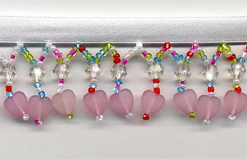 """""""Buttons n Bows"""" - Yard(s) - Product Image"""