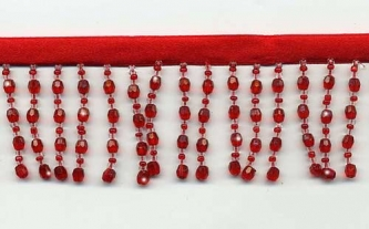 The Tango Beaded Fringe- Yard(s) - Product Image